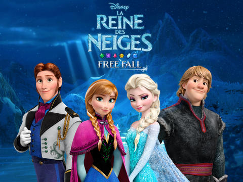 Application la reine des neiges sur ipad iphone et android - La reine des neiges film gratuit ...