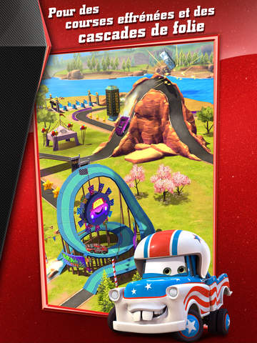 Application cars rapide comme flash sur ipad iphone et - Jeu gratuit cars flash mcqueen ...