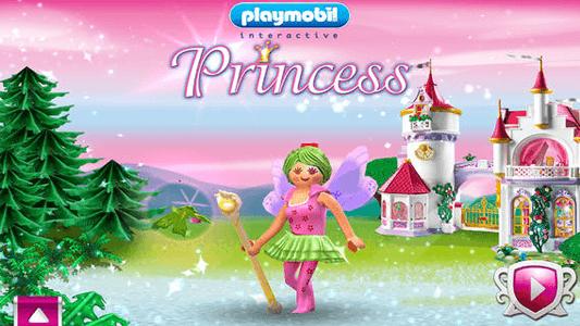 application playmobil princess sur ipad iphone et android. Black Bedroom Furniture Sets. Home Design Ideas