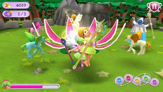 Application Playmobil Princess sur iPad, iPhone et Android