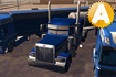 Jeux 3D Trucker, driving and parking simulator