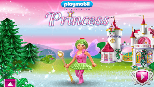 Application Playmobil Princess sur iPad, iPhone et Android